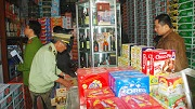 Vi phạm về đo lường đối với lượng của hàng đóng gói sẵn trong buôn bán