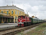 Xác định ranh giới đất dành cho đường sắt