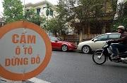 Xe đón, trả khách tại nơi cấm dừng, đỗ bị phạt bao nhiêu?