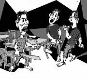 Xử phạt hành chính đối với hành vi đánh nhau