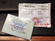 Xử phạt hành vi không mang theo Giấy đăng ký xe máy