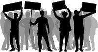 Yêu cầu Tòa án xét tính hợp pháp của cuộc đình công